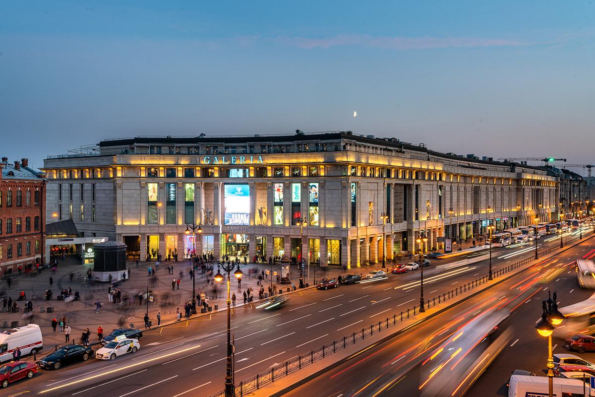 Living Costs in Saint-Petersburg